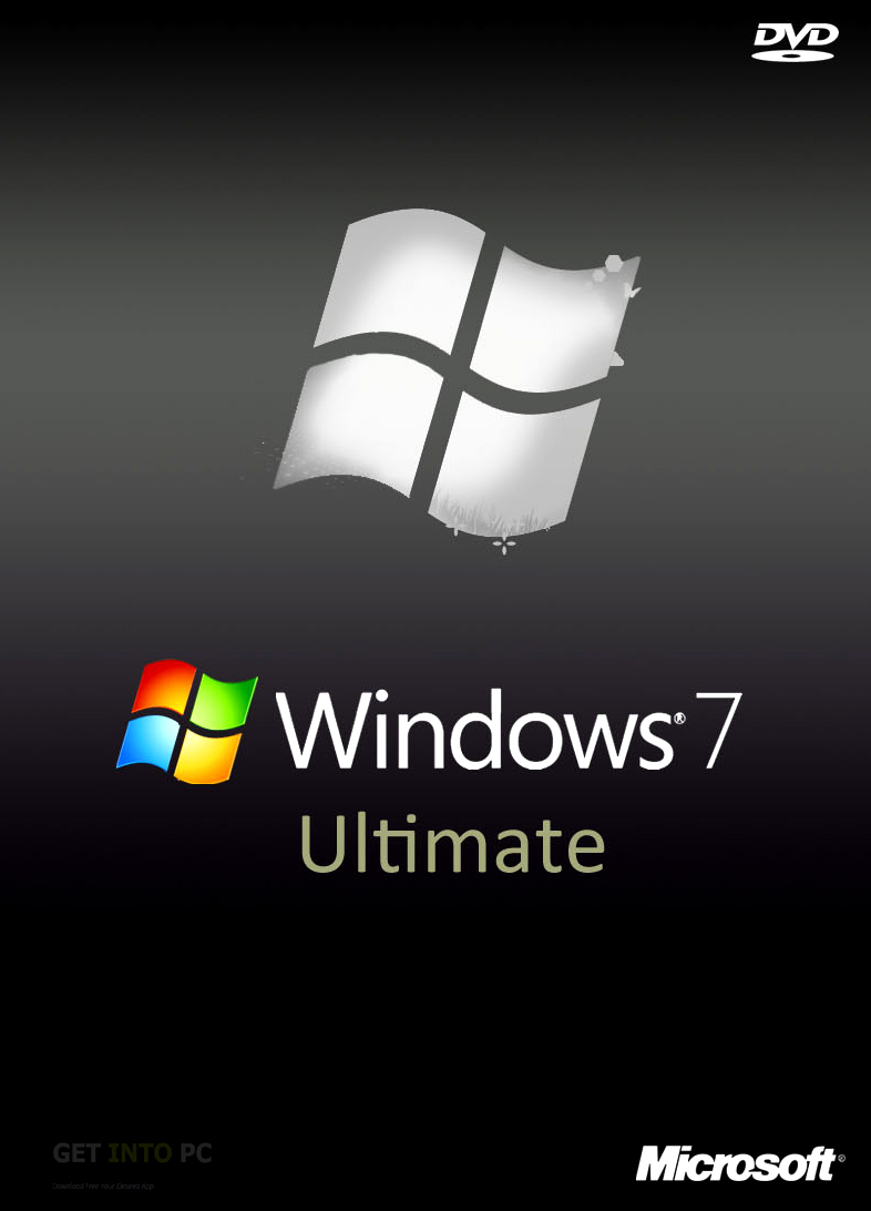 HP Compaq Windows 7 Ultimate x64 OEM ISO Free Download