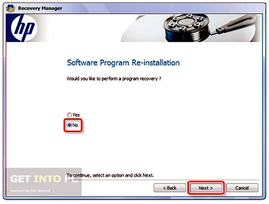 how to create a recovery disk for windows vista home premium