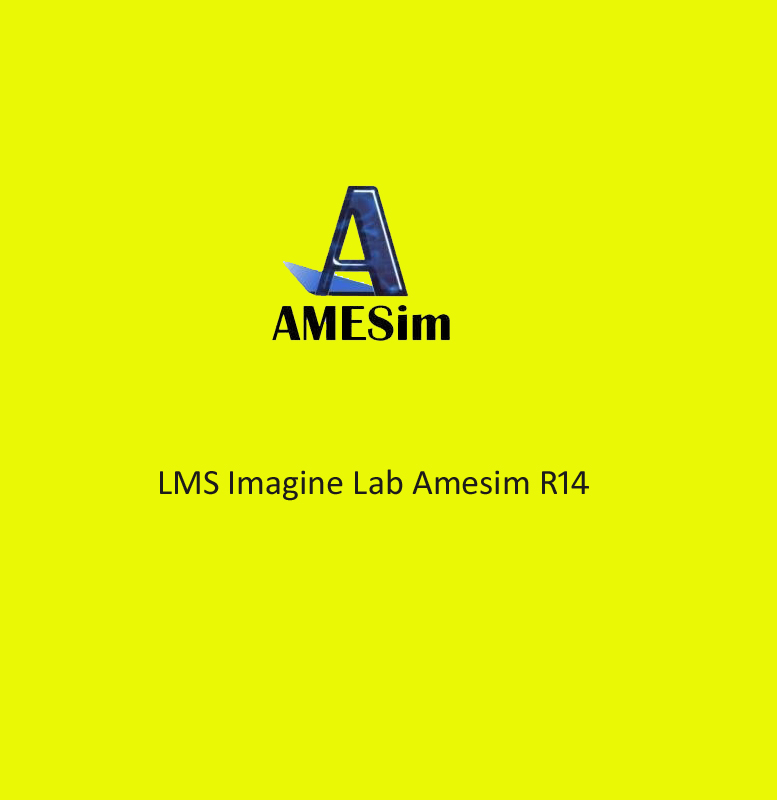 LMS Imagine Lab Amesim R14 Free Download