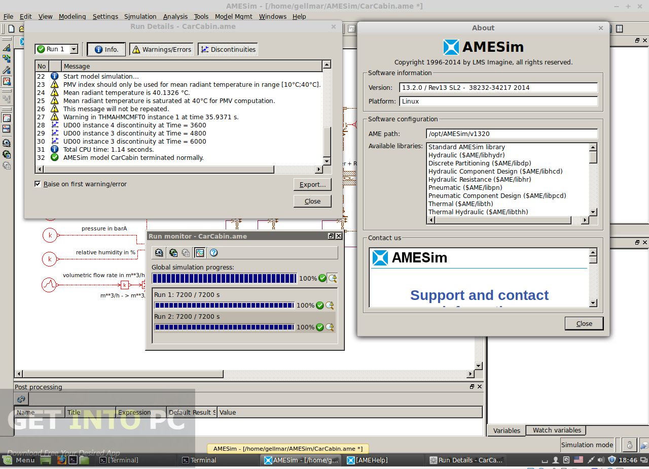 LMS Imagine Lab Amesim R14 Offline Installer Download