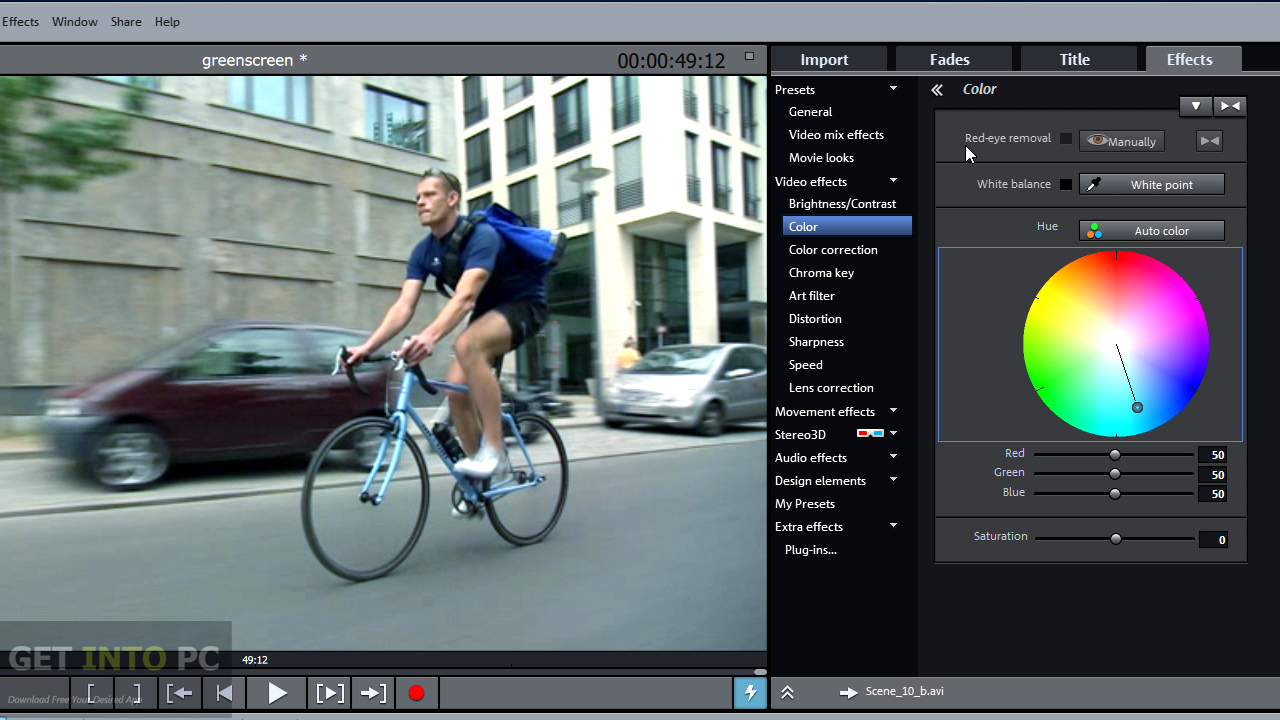 MAGIX Movie Edit Pro 2016 Premium Download For Free