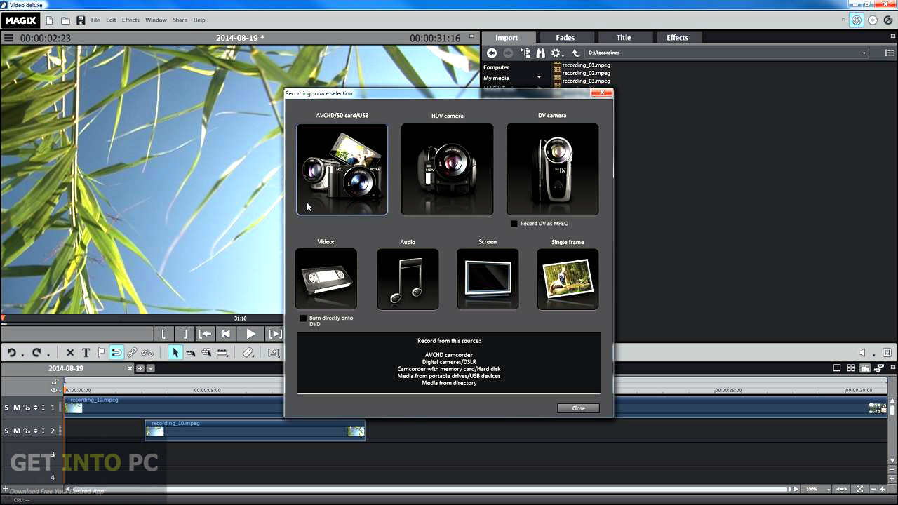 Magix movie edit pro 2015 free download full version
