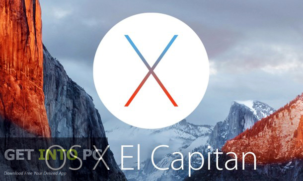 Mac OS X El Capitan 10.11.1 InstallESD DMG Free Download