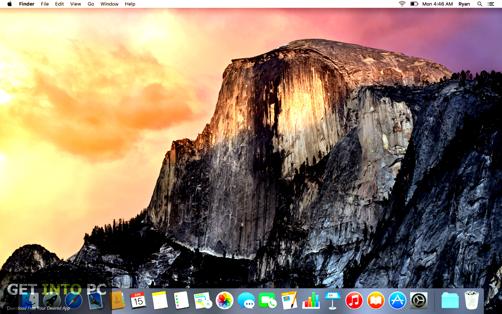 Mac OS X El Capitan 10.11.1 InstallESD DMG Offline Installer Download