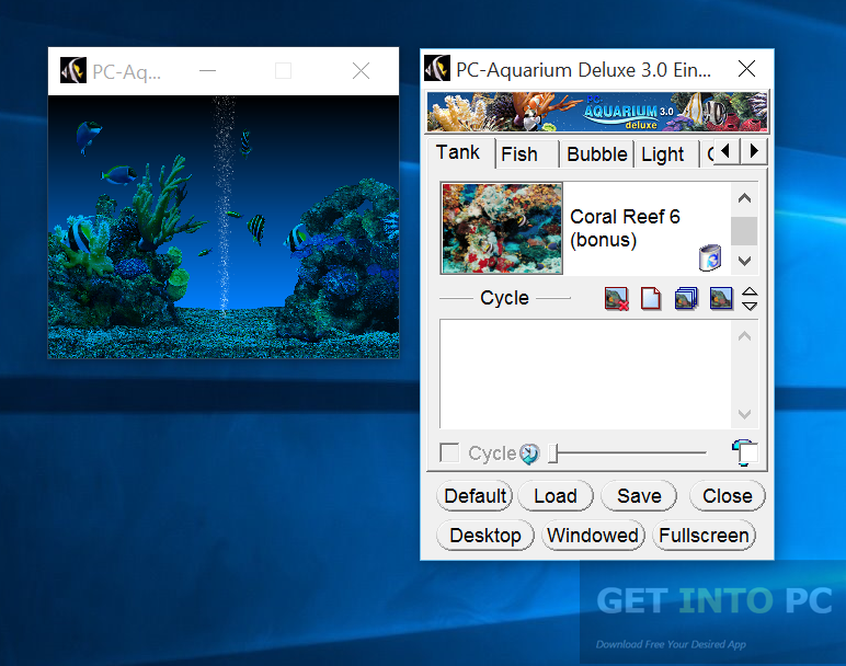 PC Aquarium Deluxe 3 Screen Saver Latest Version Download