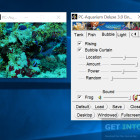 PC Aquarium Deluxe 3 Screen Saver Offline Installer Download