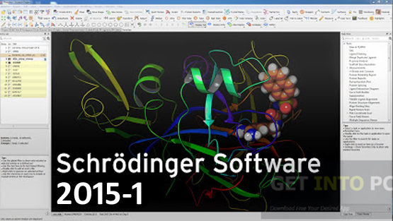Schrodinger Suites 2015-1 64 Bit ISO Free Download
