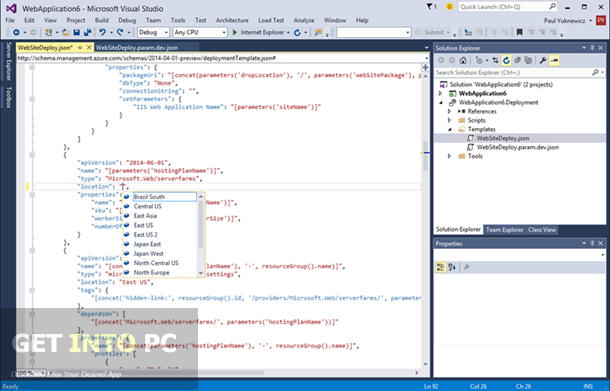 Visual Studio 2...