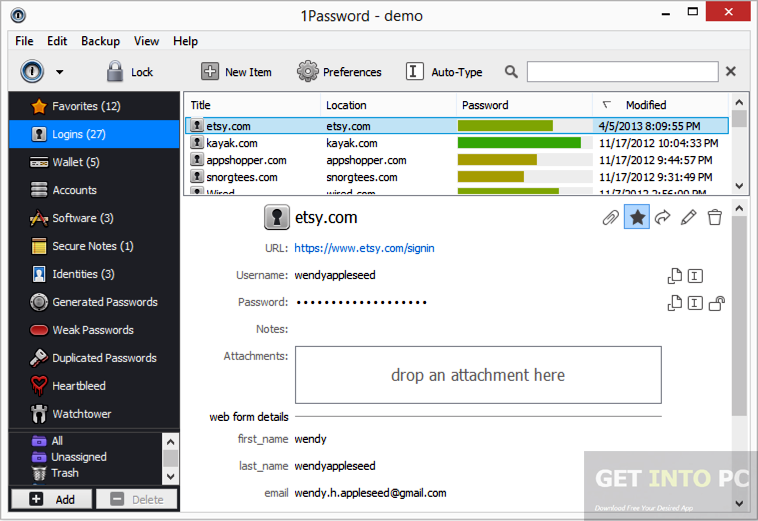 1Password For Windows Offline Installer Download