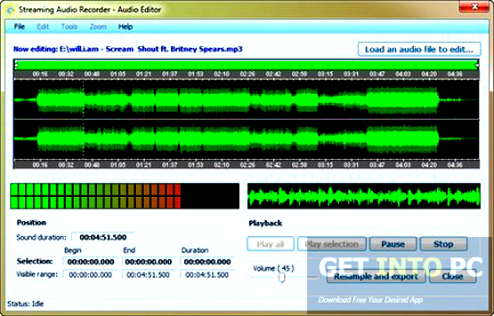 Apowersoft Streaming Audio Recorder Offline Installer Download