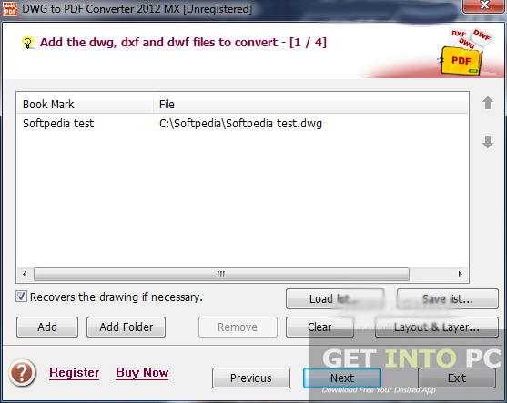 http://www.pdfaid.com/dwg-to-pdf-conversion.aspx