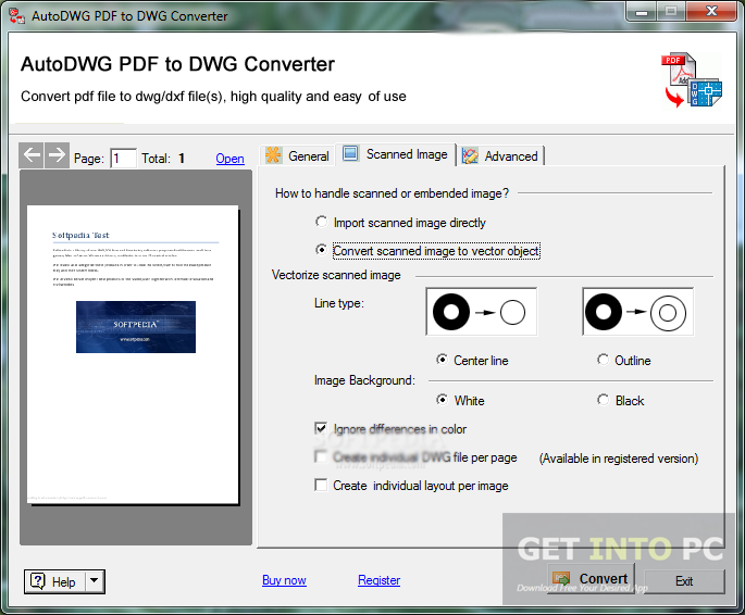 AutoDWG PDF to DWG Converter Latest Version Download