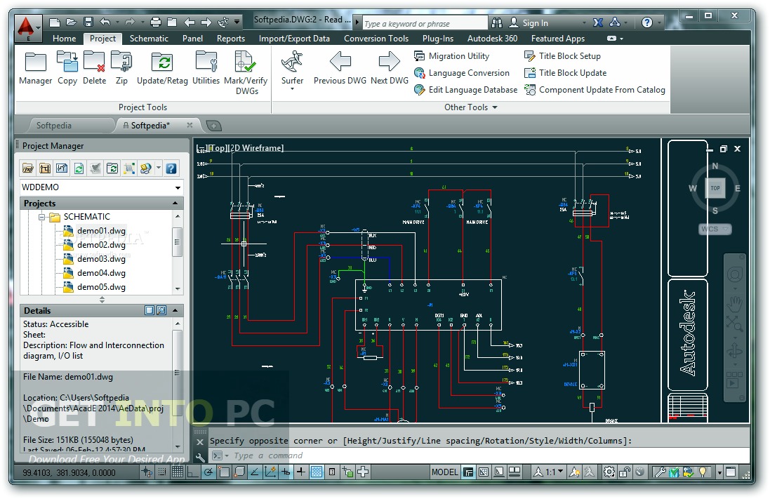 Autodesk AutoCAD Electrical 2016 Direct Link Download