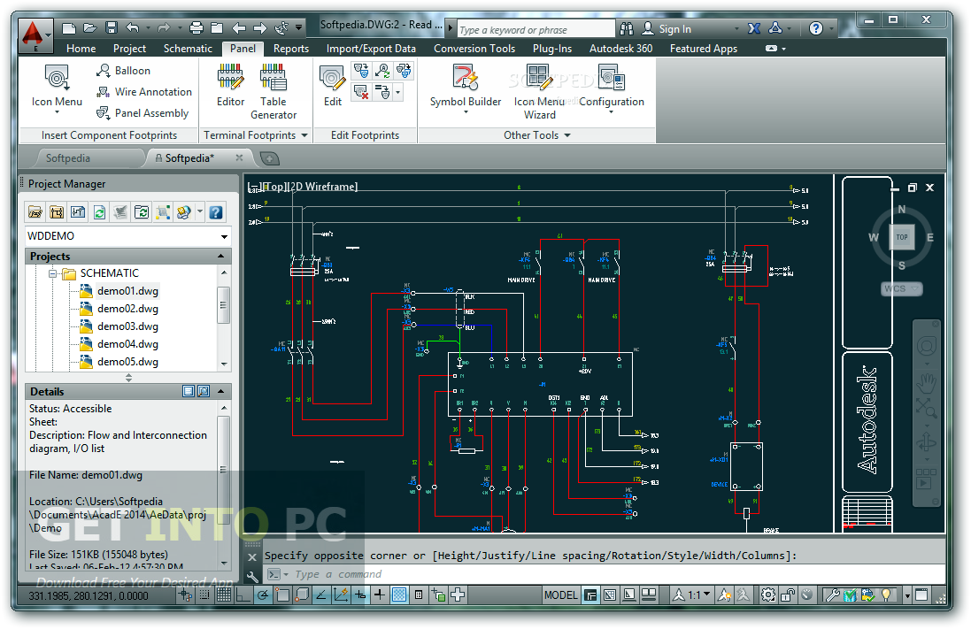 Autodesk AutoCAD Electrical 2016 Offline Installer Download