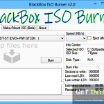 BlackBox ISO Burner Free Download