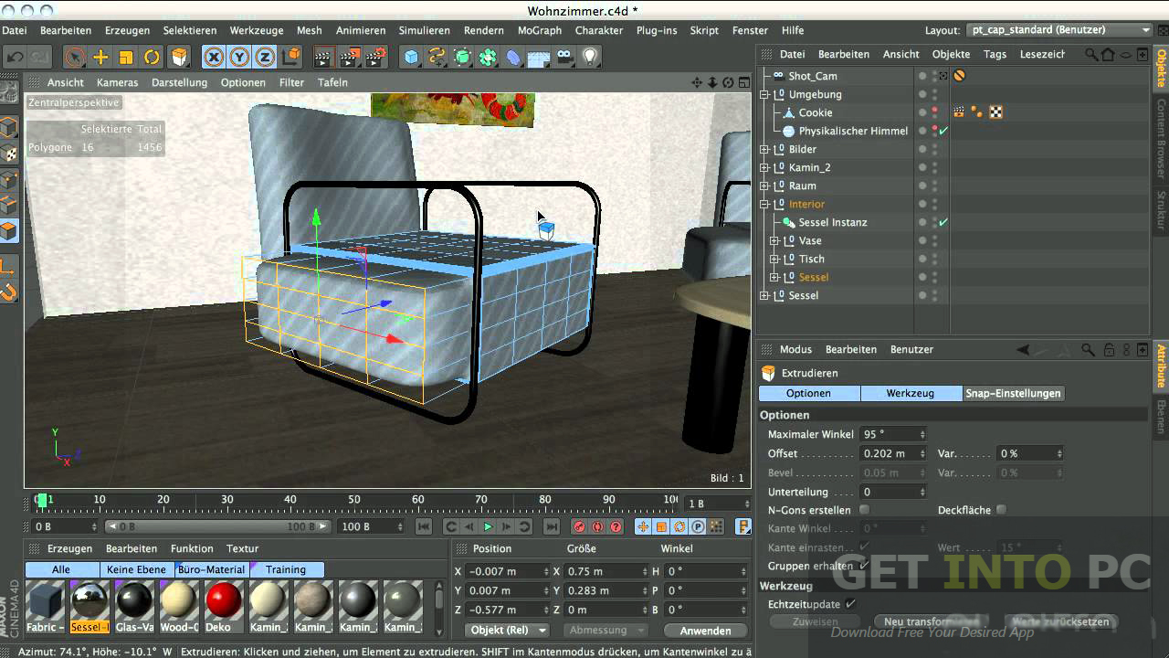 Cinema 4D R13 Direct LInk Download