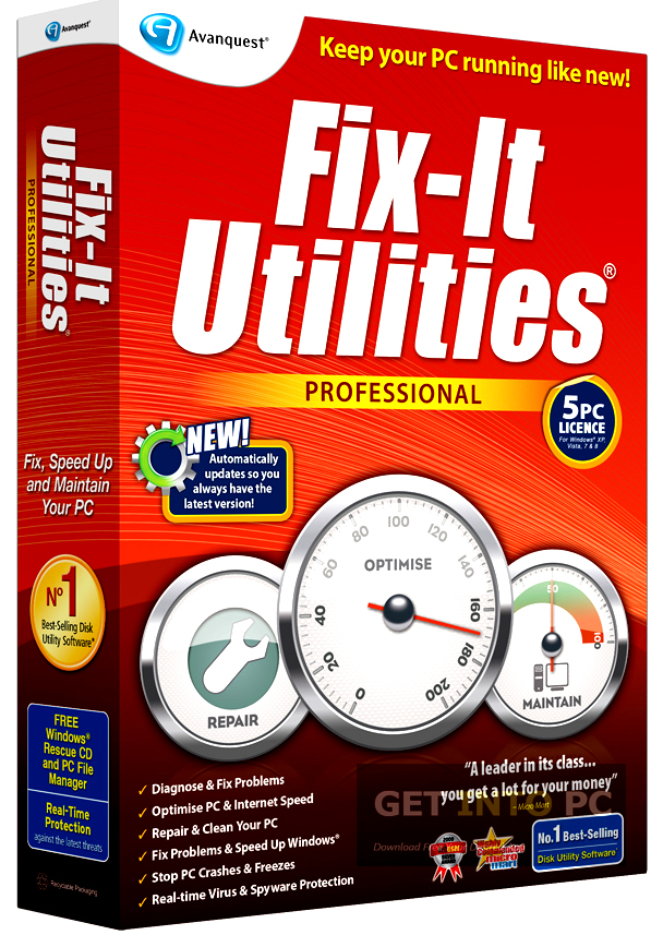 fix it utilities professional free download. Black Bedroom Furniture Sets. Home Design Ideas