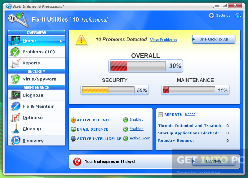 Fix It Utilities Professional Offline Installer Download