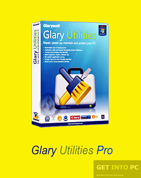 Glary Utilities Pro Download For Free