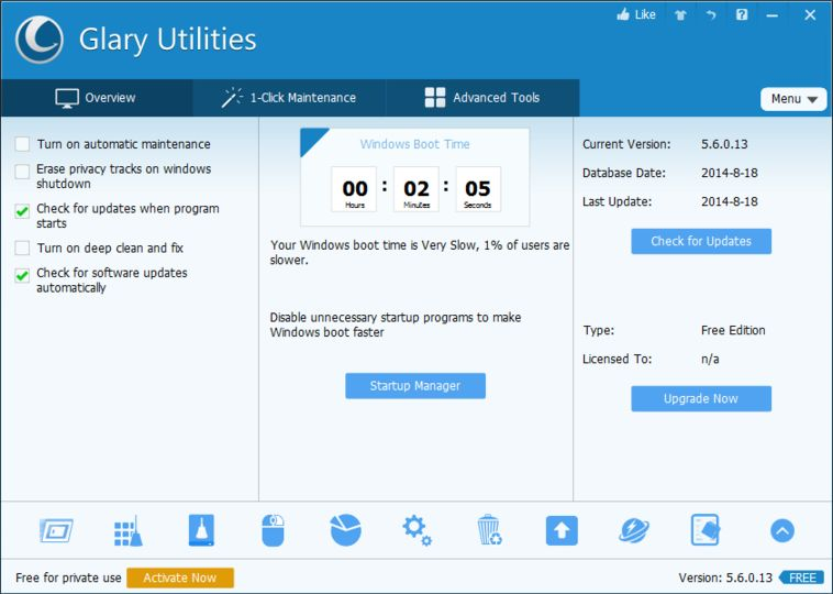 Glary Utilities Pro Free Download