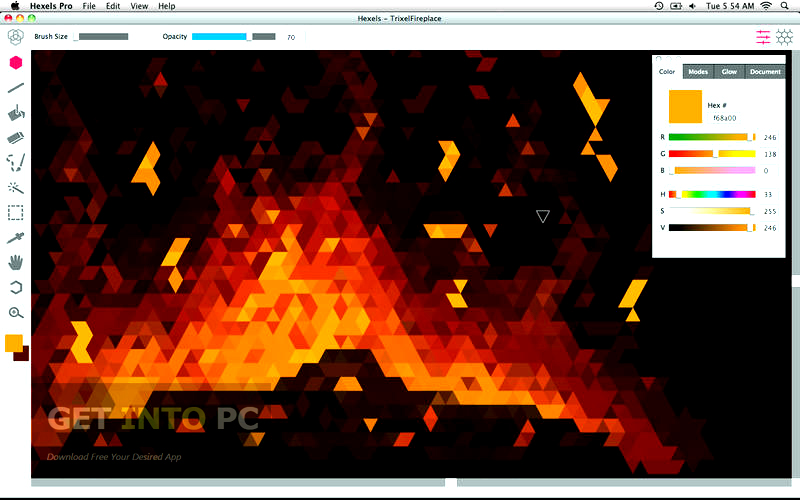 Hexels PRO Offline Installer Download