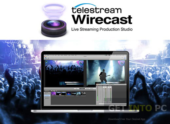 Telestream Wirecast Pro Free Download