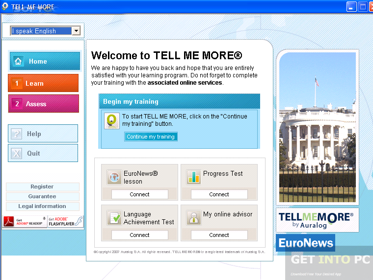Tell Me More English Performance ISO Direct Link Download
