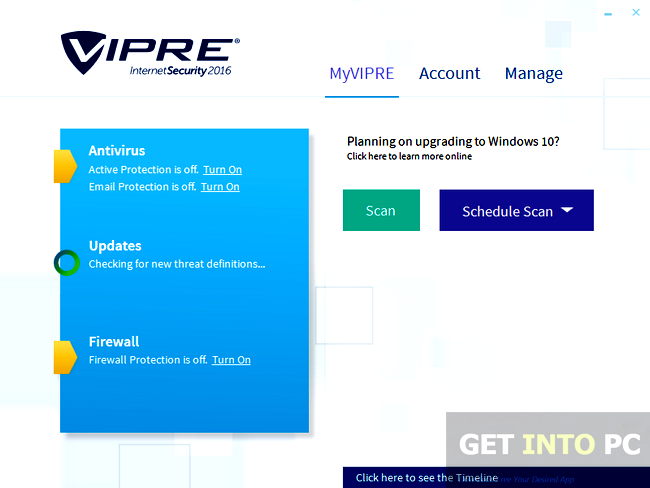 VIPRE Internet Security with Firewall 2016 Direct Link Download