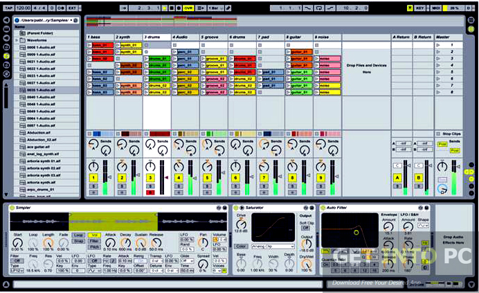 Ableton live Suite v9.5 Offline Installer Download
