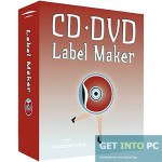 Acoustica CD/DVD Label Maker (free version) download for PC