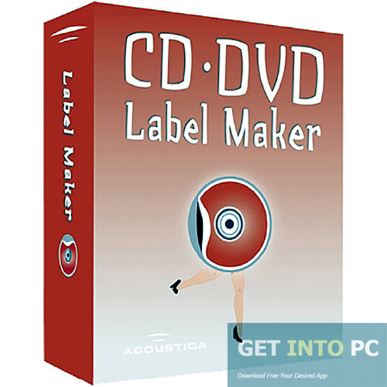 Acoustica Cd Dvd Label Maker Free Download