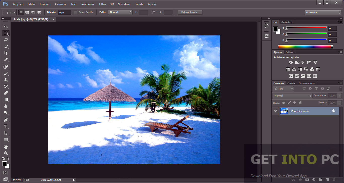 Adobe Photoshop CC 2015 v16.1.0 Inc Update 2 ISO Latest Version Download