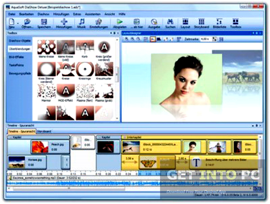 Aquasoft Slideshow Premium 7.8.02 Direct Link Download