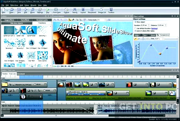 Aquasoft Slideshow Premium 7.8.02 Offline Installer Download