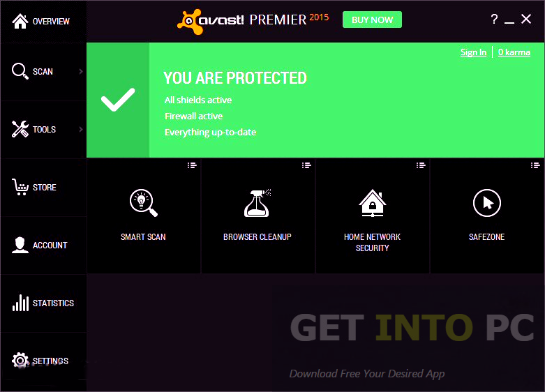 Avast Premiere Antivirus 2016 Final Download For Free