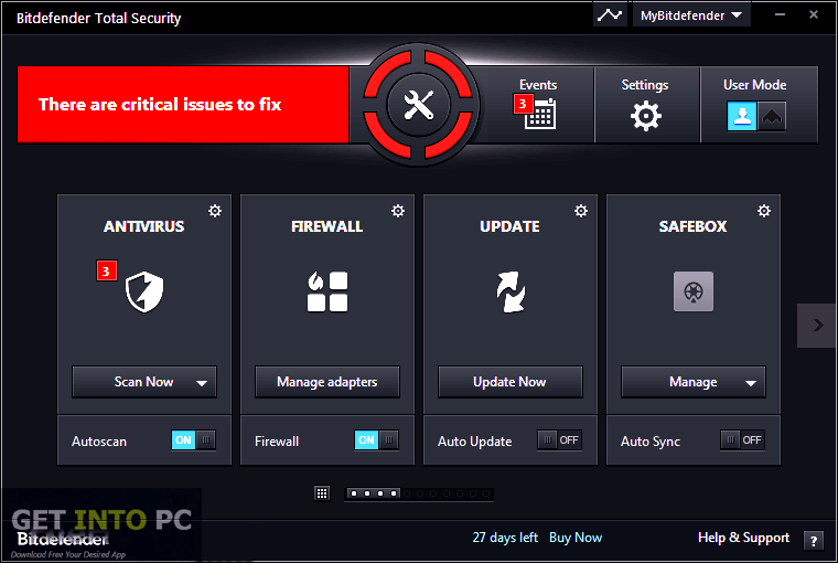 Bitdefender Total Security 2016 Direct Link Download