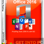 Microsoft Office Proofing Tools 2016 VL x64 ISO Download:freedownloadl.com Office Tools