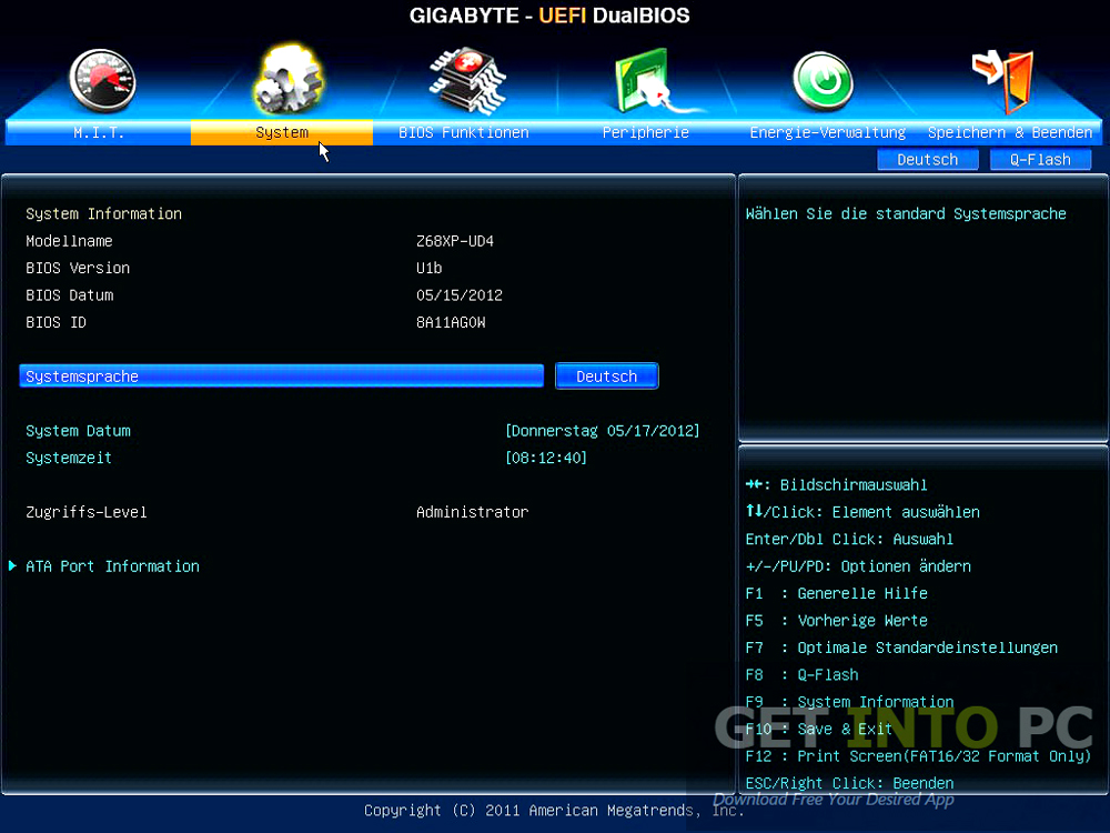 UEFI BIOS Updater Latest Version Download