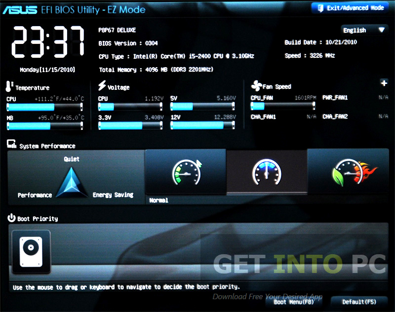 Get UEFI BIOS Updater 1 69 5 Free Activator To Windows From