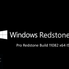 Windows 10 Pro Redstone Build 11082 x64 ISO Free Download:freedownloadl.com Operating Systems
