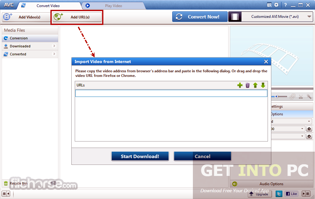 Any Video Converter Ultimate 5.8.8 Direct Link Download
