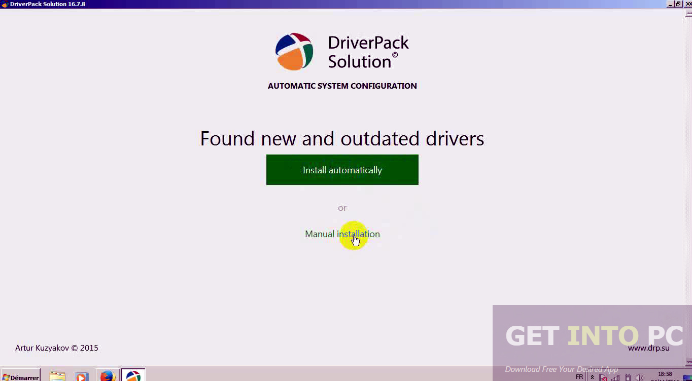 DriverPack Solution 16.1 ISO Jan 2016 Direct Link Download