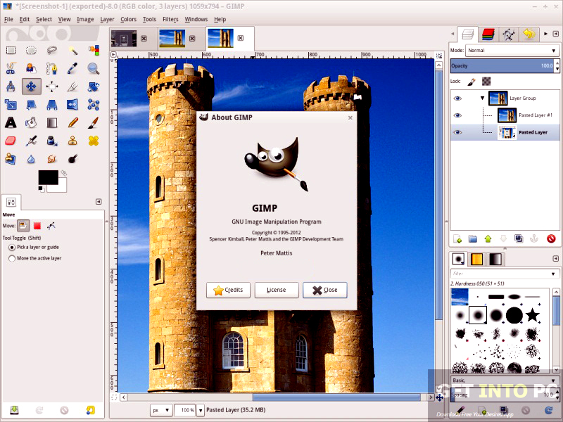 Gimp 2.8.16 Direct Link Download