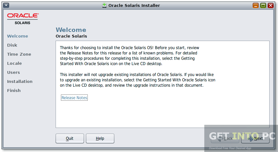 Oracle Solaris 11 Express 2010 Direct Link Download