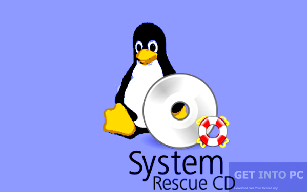 System Rescue CD ISO Free Download