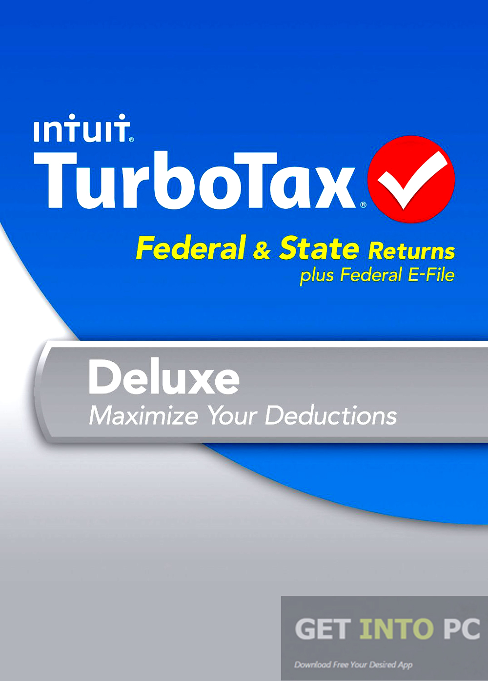 turbotax 2018 deluxe with state download