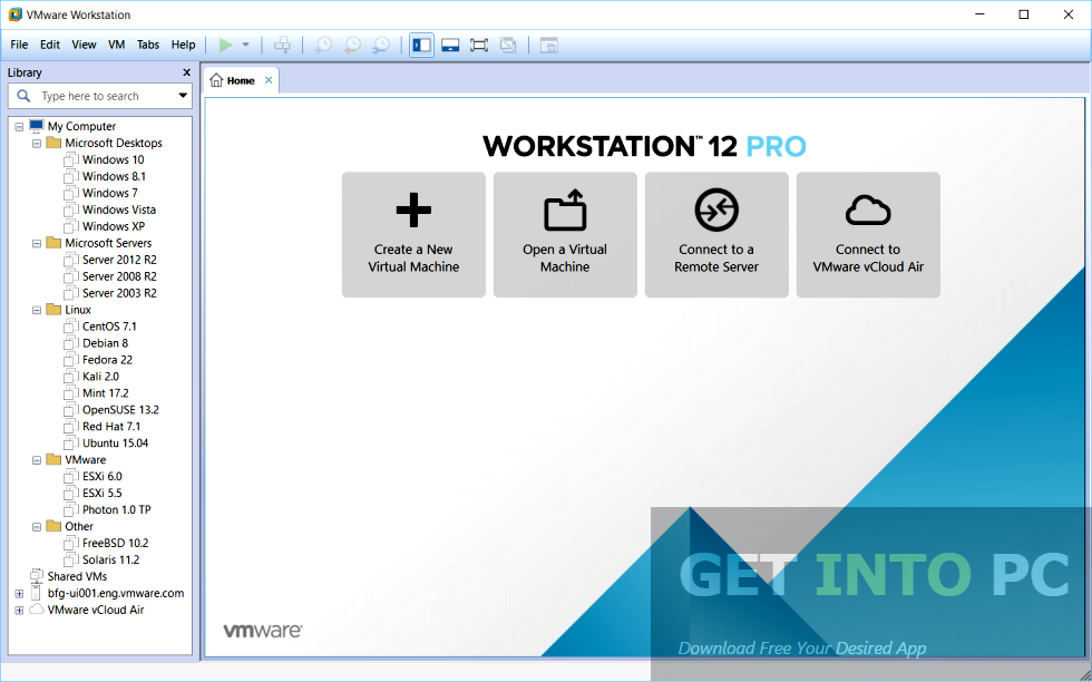 VMware Workstation 12 Pro Direct Link Download