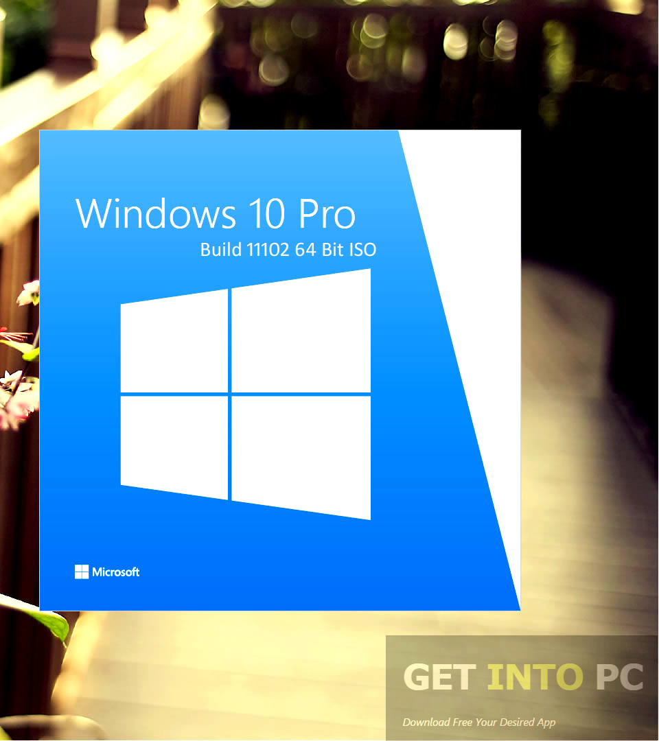 Windows 10 Pro Build 11102 64 Bit ISO Free Download
