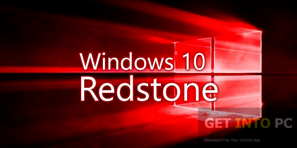Windows 10 Pro Redstone Build 11099 32 64 Bit ISO Free Download