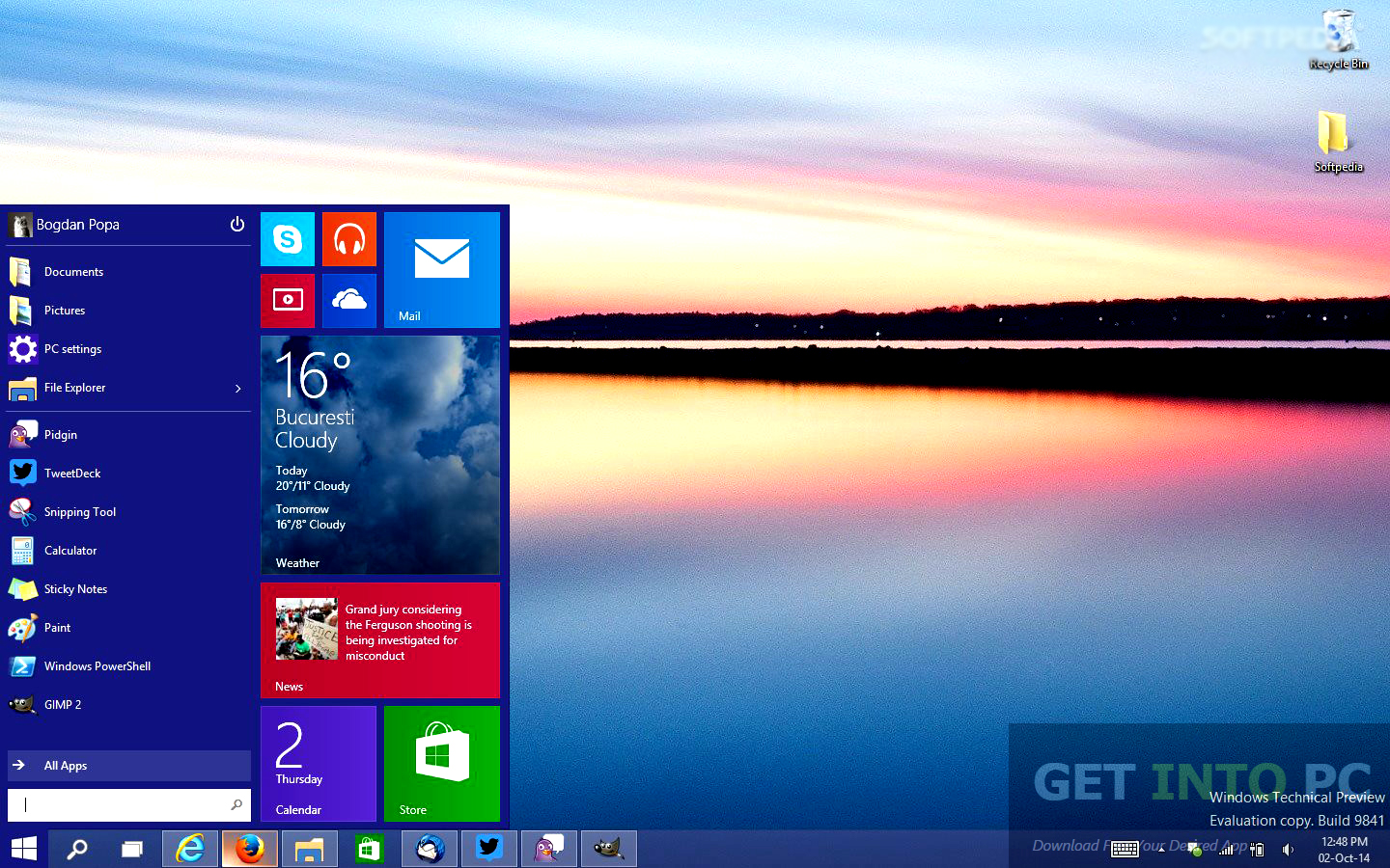 Windows 10 Pro Redstone Build 11099 32 64 Bit ISO Offline Installer Download
